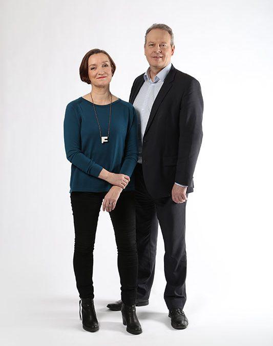 Eeva Lehtimäki ja Taneli Hassinen vahvistamaan Framillaa