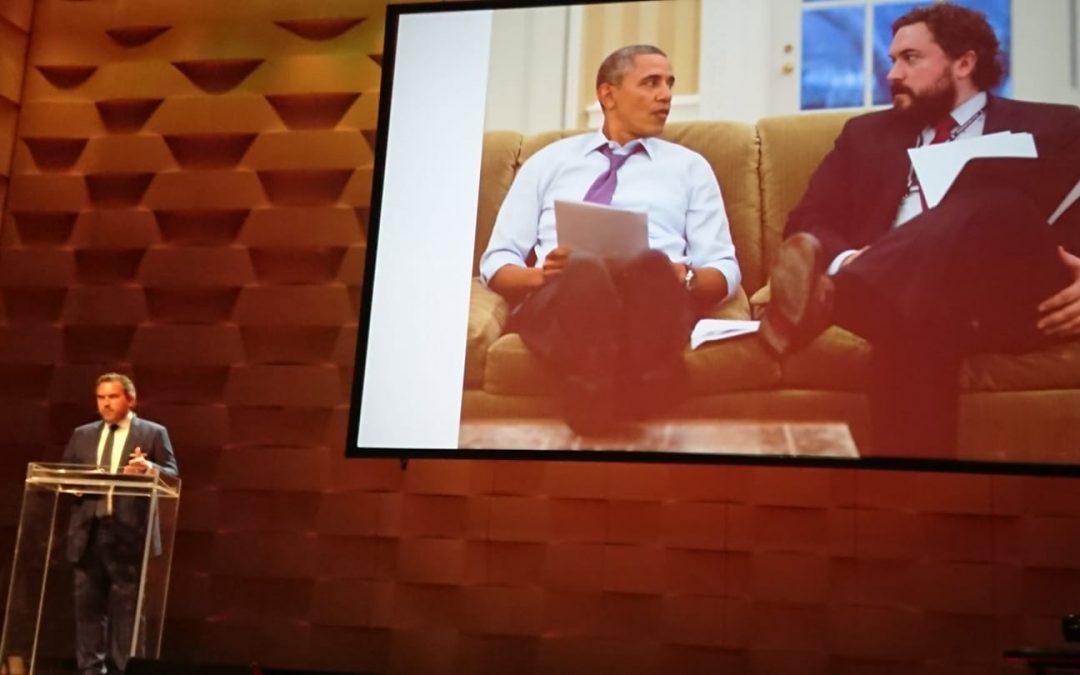 Mitä Obama opetti meille puhumisen taidosta?