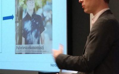 Nordean Olli Kärkkäinen halusi oikoa vääriä tietoja – näillä vinkeillä hän kannustaa asiantuntijoita Twitteriin